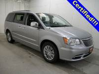 Used 2016 Chrysler Town & Country Touring-L Van LWB Passenger Van in Burnsville, MN.