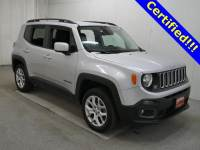 Used 2015 Jeep Renegade Latitude 4x4 SUV in Burnsville, MN.