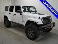 Used 2017 Jeep Wrangler JK Unlimited Rubicon 4x4 SUV in Burnsville, MN.