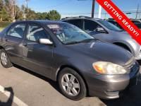Used 2004 Toyota Corolla LE in Torrance CA