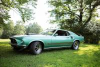 1969 Ford Mustang -MACH 1-MARTI REPORT- NUMBERS MATCHING 351 WINDSOR 290 HP 4 BARREL- 2OWNER-