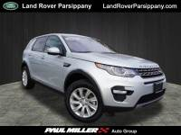 2018 Land Rover Discovery Sport SE SE 4WD in Parsippany