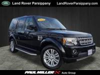 2015 Land Rover LR4 LUX 4WD LUX in Parsippany