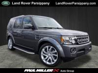 2016 Land Rover LR4 in Parsippany