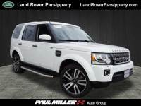 2016 Land Rover LR4 4WD in Parsippany