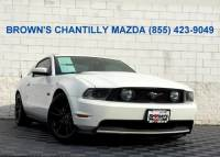 2012 Ford Mustang GT Premium w/Comfort, Electronics, and Premier Tri in Chantilly