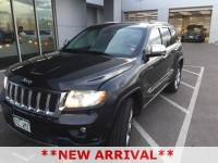 2011 Jeep Grand Cherokee Overland SUV in Denver