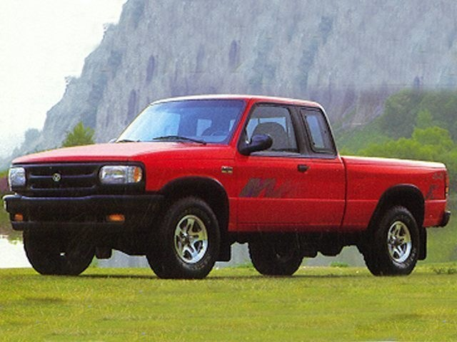 Photo 1994 Mazda B4000 Truck Standard Cab V-6 cyl