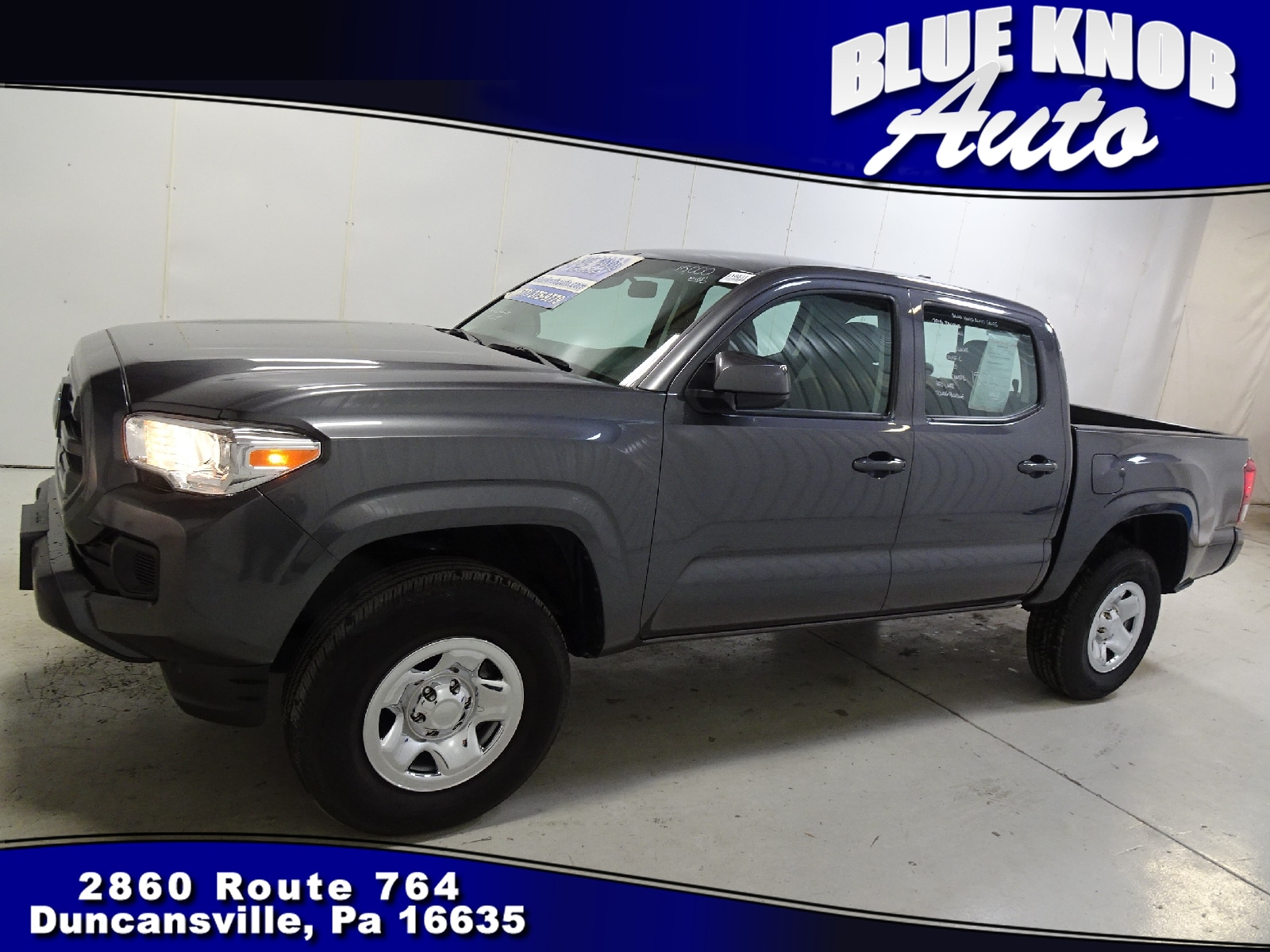 Photo 2018 Toyota Tacoma SR V6 Truck in Duncansville  Serving Altoona, Ebensburg, Huntingdon, and Hollidaysburg PA