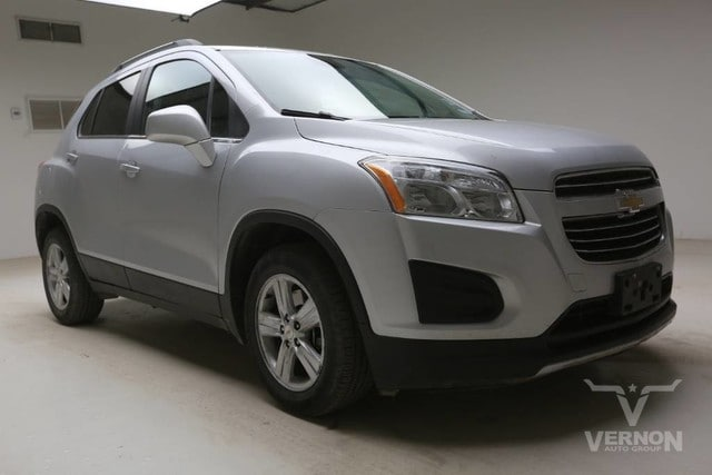 Photo Used 2016 Chevrolet Trax LT FWD in Vernon TX
