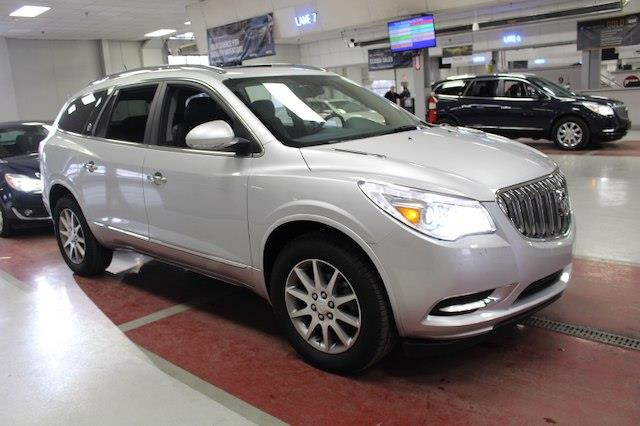 Photo 2015 Buick Enclave LEATHER - DUAL ROOFS BLINDSPOT MON V6 3RD ROW
