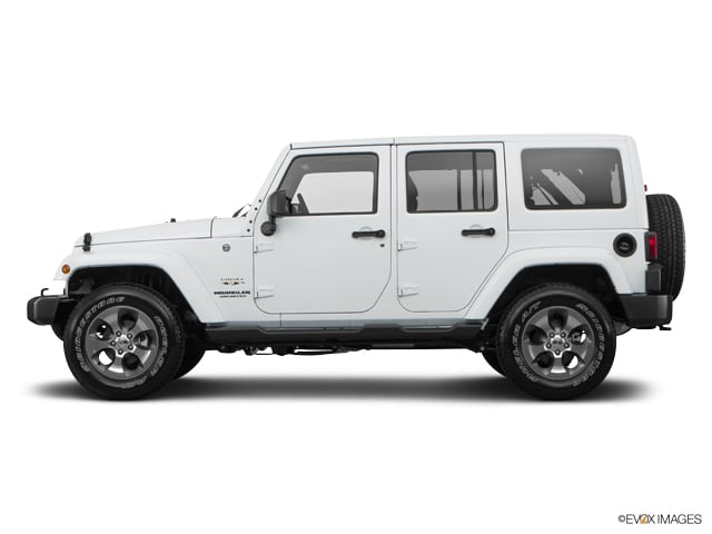 Photo 2018 Jeep Wrangler JK Unlimited Sahara 4x4 SUV 4x4