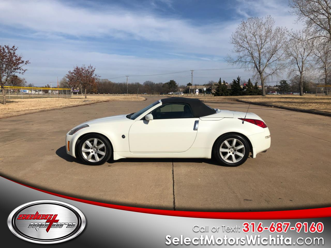 Photo 2004 Nissan 350Z 2dr Roadster Touring Auto