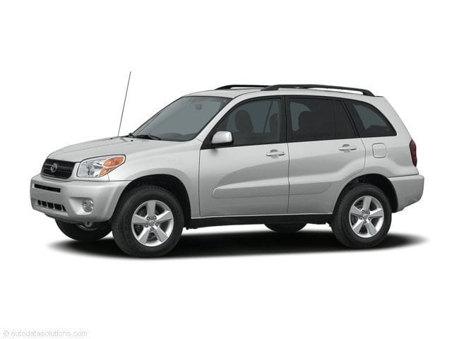 Photo Used 2004 Toyota RAV4 Base SUV Front-wheel Drive in Chicago