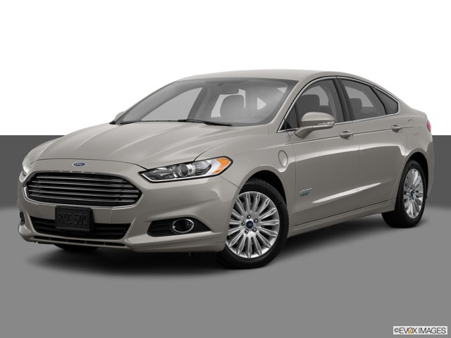 Photo Used 2015 Ford Fusion Energi SE Luxury in Sterling, VA
