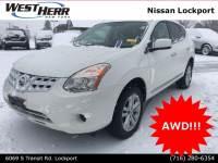 2012 Nissan Rogue SV SUV