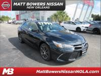 Used 2015 Toyota Camry 4dr Sdn I4 Auto XLE