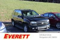 Pre-Owned 2002 Chevrolet TrailBlazer LTZ 4x4 4WD