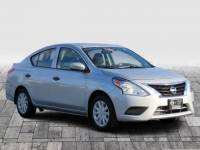 Certified Pre-Owned 2018 Nissan Versa Sedan S Plus FWD 4dr Car