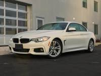 Used 2014 BMW 435i Convertible in Eugene