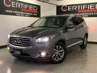 2015 INFINITI QX60 NAVIGATION SUNROOF SURROUND VIEW CAMERA PARK ASSIST HEATED LEATH