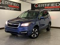 2017 Subaru Forester 2.5i AWD PREMIUM PANORAMIC ROOF REAR CAMERA HEATED POWER MIRRORS POWER SEAT