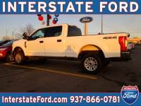 Used 2017 Ford F-250SD XLT Truck V8 EFI SOHC 16V Flex Fuel in Miamisburg, OH
