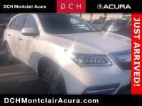 2014 Acura MDX SH-AWD 4dr Tech Pkg
