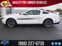 Used 2012 Ford Mustang GT Premium Coupe in Victorville, CA