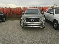 Used 2017 INFINITI QX80 For Sale   Knoxville TN
