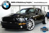2009 Ford Shelby GT500 Base Coupe