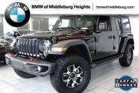 2018 Jeep Wrangler Unlimited Rubicon 4x4 SUV