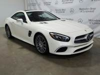Certified Pre-Owned 2017 Mercedes-Benz SL 450 Roadster