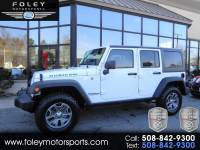 2017 Jeep Wrangler Unlimited 4WD 4dr Rubicon