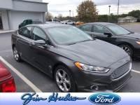 Used 2016 Ford Fusion SE Sedan