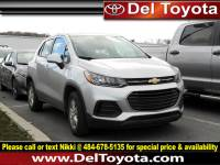 Used 2017 Chevrolet Trax LS For Sale in Thorndale, PA   Near West Chester, Malvern, Coatesville, & Downingtown, PA   VIN: 3GNCJNSB1HL268860