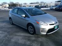 Certified Used 2015 Toyota Prius TWO Hatchback in Appleton
