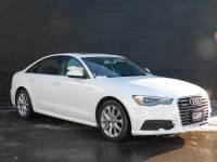 2017 Audi A6 Premium 2.0 TFSI Premium quattro AWD