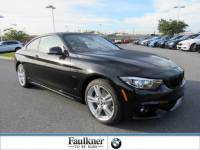 Used 2019 BMW 4 Series 440i xDrive Coupe in Lancaster PA