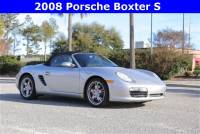 Used 2008 Porsche Boxster S Convertible For Sale in Myrtle Beach, South Carolina