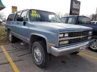 1989 Chevrolet Suburban V25 4WD