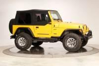 2002 Jeep Wrangler Sport SUV