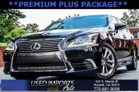 2013 Lexus LS 460 Luxury Sedan AWD