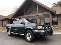 2000 Nissan Frontier 4WD 00 XE Crew Cab V6 Manual
