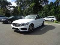 2016 Mercedes-Benz C 300 Sport Pkg. Night Pkg