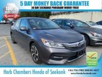 2016 Honda Accord EX-L Sedan
