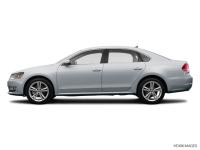 Used 2015 Volkswagen Passat 3.6L V6 SEL Premium Sedan