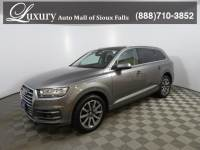Pre-Owned 2018 Audi Q7 3.0T Premium SUV for Sale in Sioux Falls near Brookings