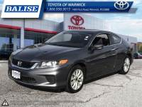 Used 2014 Honda Accord Coupe LX-S for sale in Warwick, RI