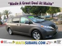 Used 2015 Toyota Sienna LE Available in Sacramento CA